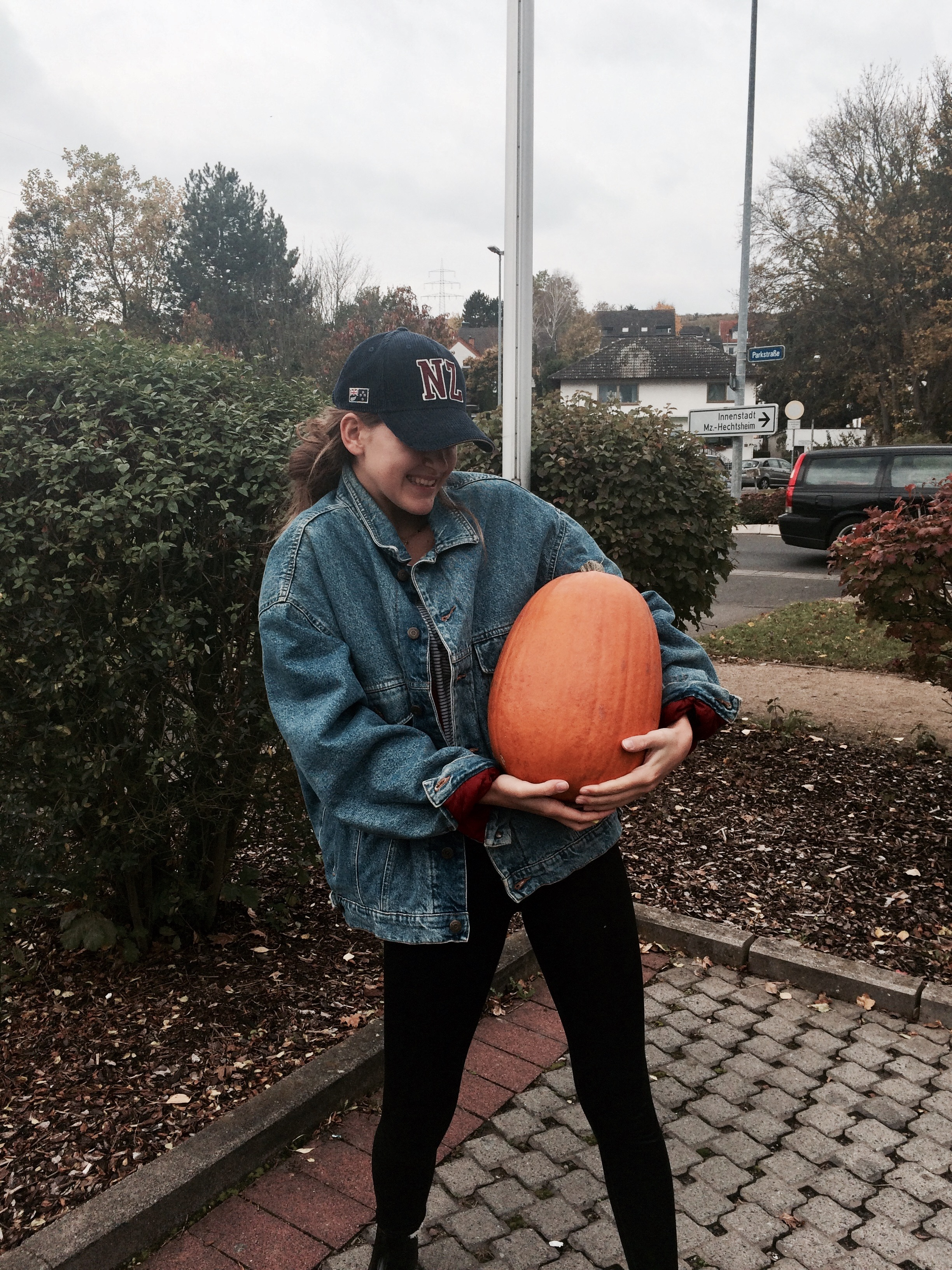 Can you tell I was really exited about those pumpkins?